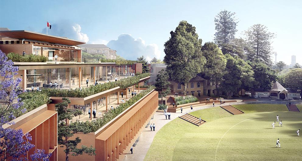 Cranbrook School, NSW