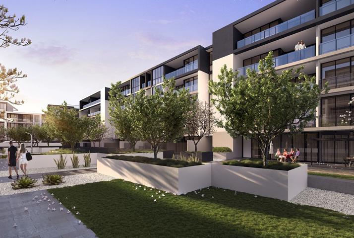 Latitude Apartments, WA