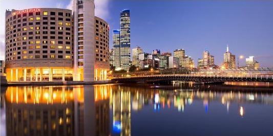 Crown Plaza, Melbourne