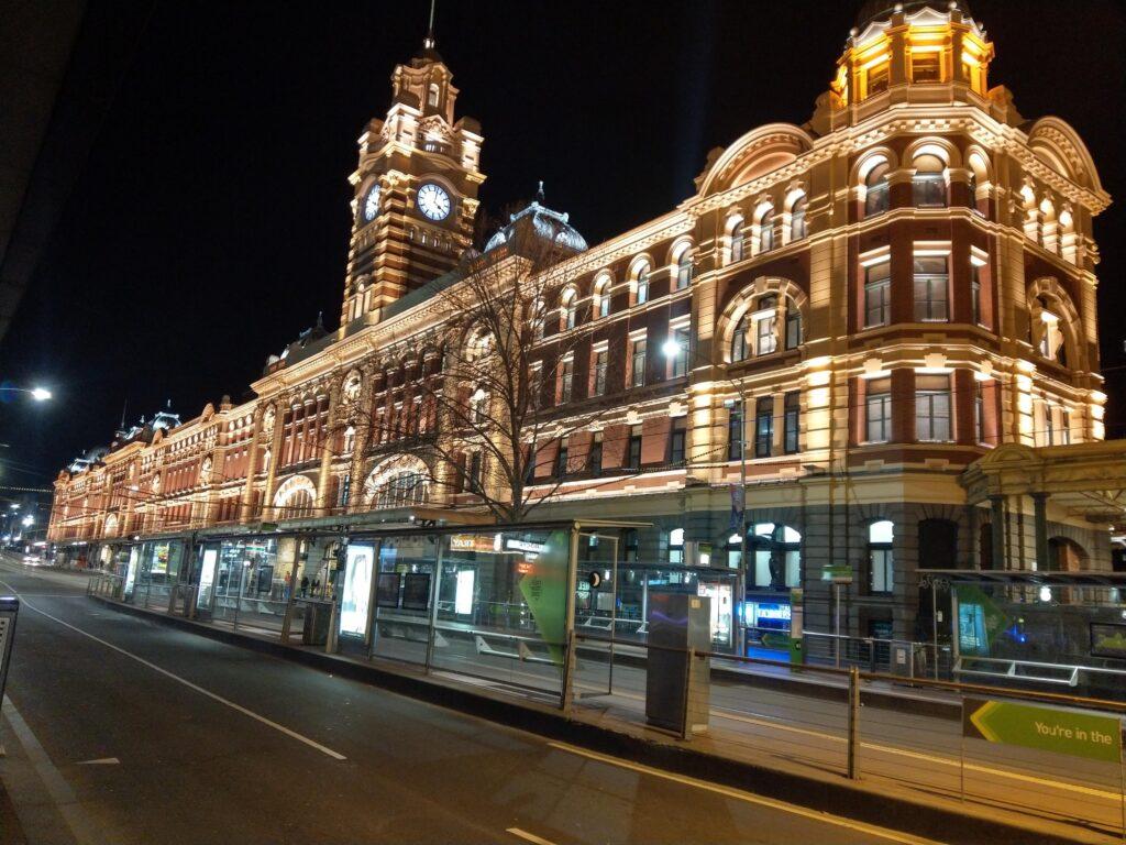 Flinders Street Station, VIC