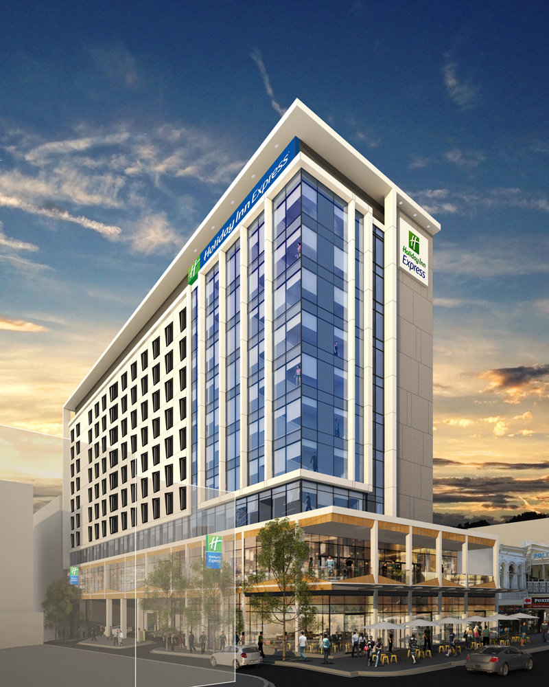Holiday Inn Express, Adelaide