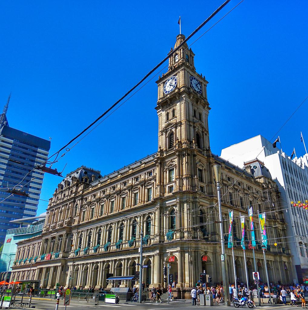 Melbourne GPO, VIC