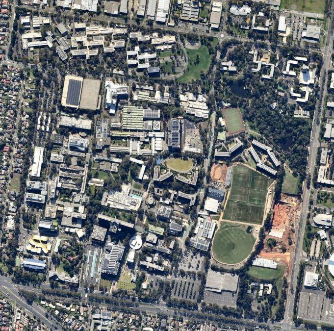 Monash University, VIC