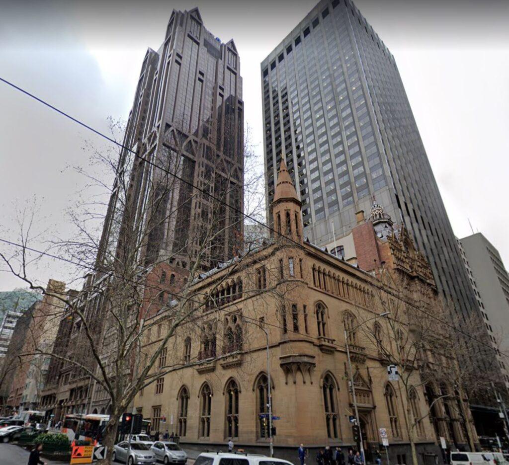 Queen & Collins, Melbourne