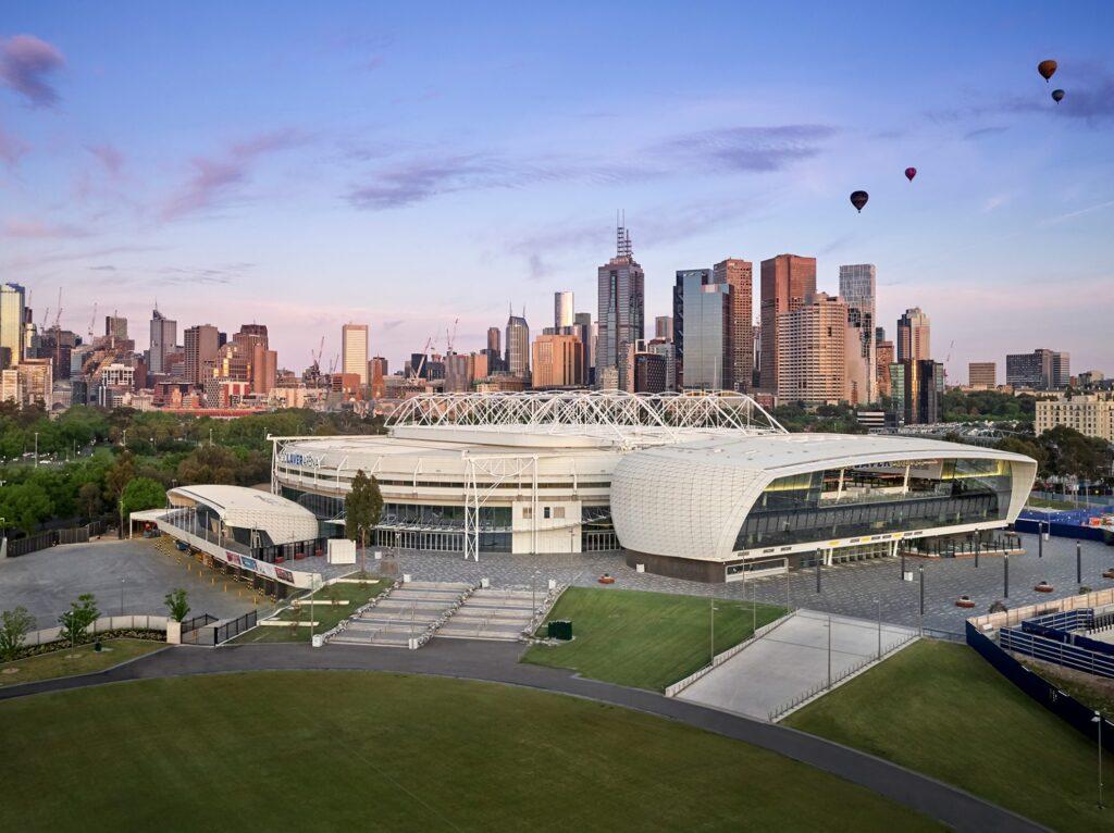 Rod Laver Arena Redevelopment, VIC