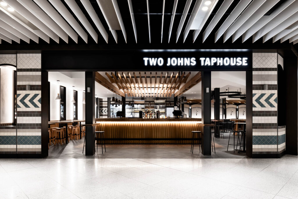 Two Johns Taphouse, Melbourne Airport, VIC